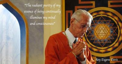 Roy Eugene Davis Kriya Yoga meditation